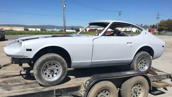 1975 Project In Gilroy Ca In 2020 Gilroy Car Projects Datsun