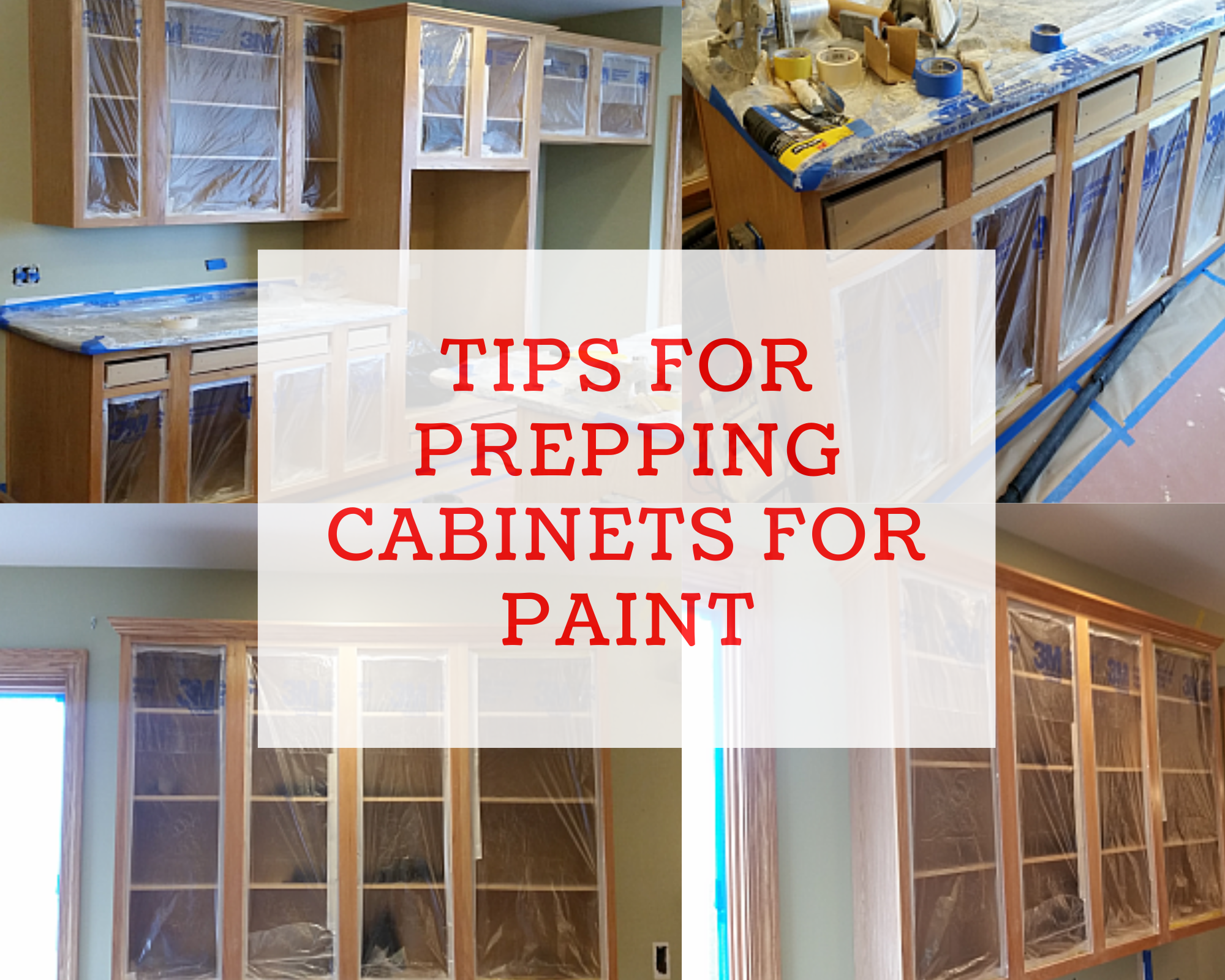 Tips For Prepping Cabinets For Paint Painting Cabinets Painting Kitchen Cabinets Stripping Paint