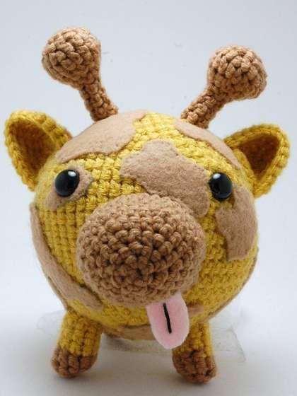 Giraffey Giraffe Crafty Crochet