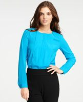 work casual blouse