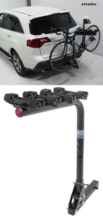 Reese Eclipse Bike Rack For Hitches Tilting Acura MDX - Acura mdx bike rack