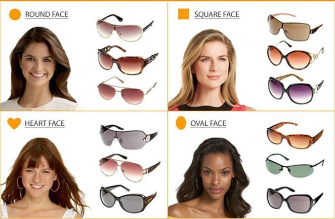 Sunglasses That Suit A Round Face Google Search Glasses For Oval Faces Glasses For Face Shape Square Face Glasses