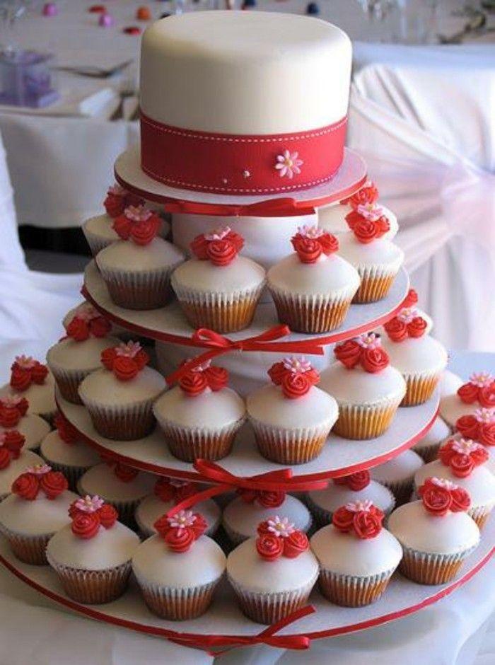 ▷ Über 1001 Deko-Ideen für Cupcakes - 135 Bilder für jeden Anlass   - Finomságok -