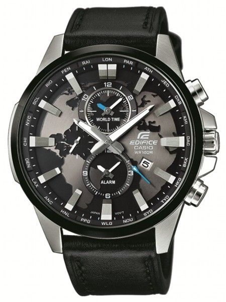 50132bc912f CASIO EDIFICE WORLD MAP