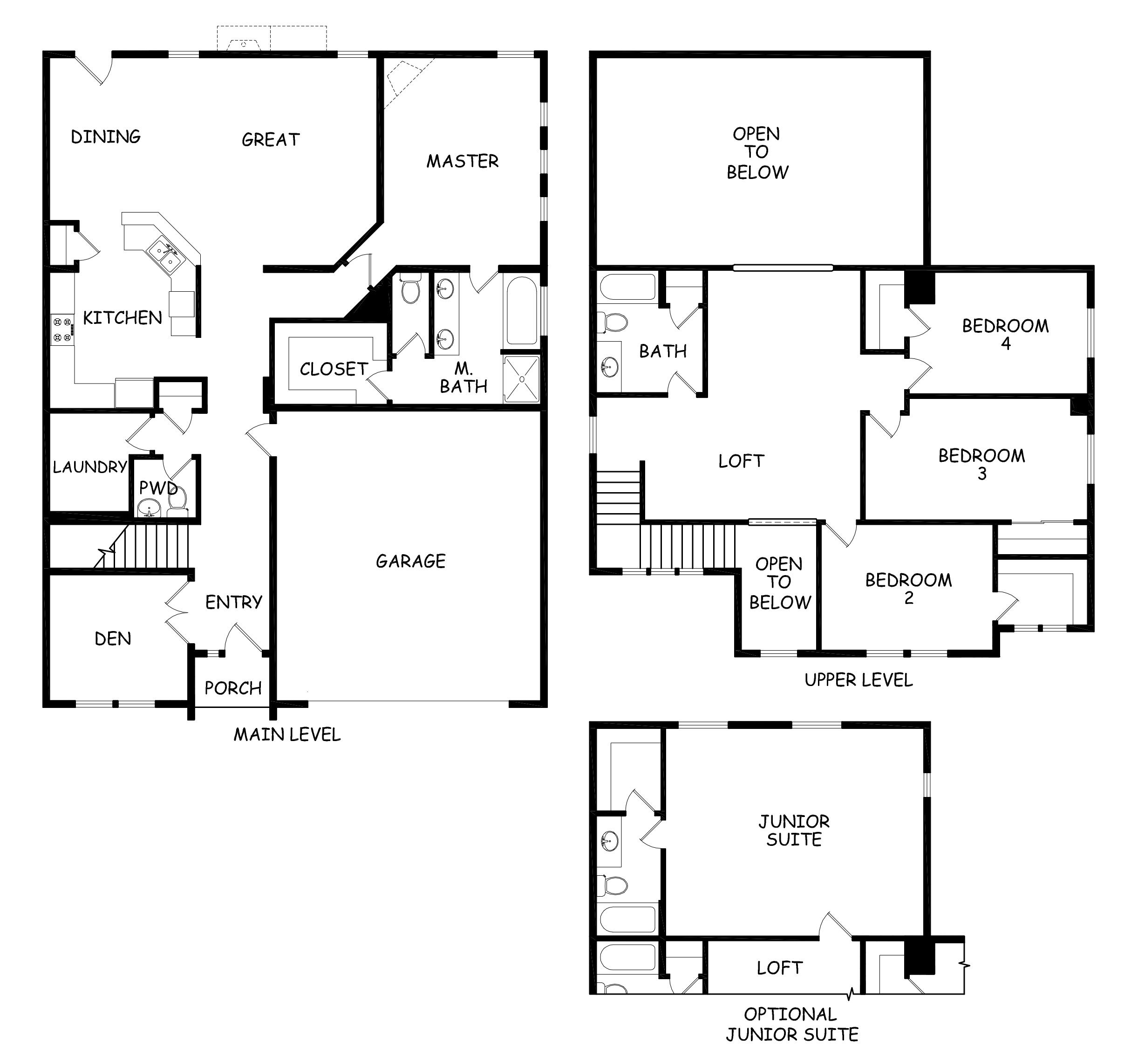 $241k Vista Home Builders Redmond Oregon