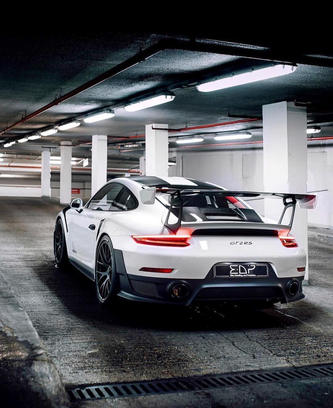 Current Porsche Models: New Bicolore Details 🔥‼️ #Porsche #Gt2rs #Wing #Exhaust