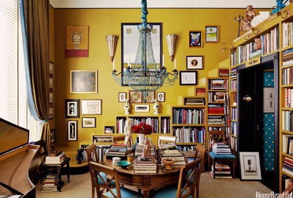 image mustard feature wall - Google Search | Ideas for the House ...