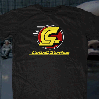Central Services - Brazil t-shirt
