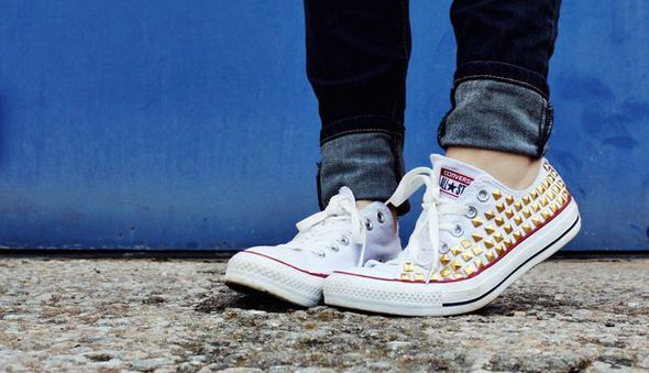 converse decoration