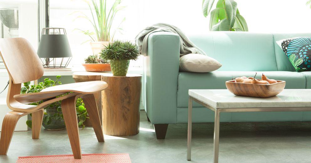Contemporary Sofas   Mid Century Modern Sofa   Metro Home