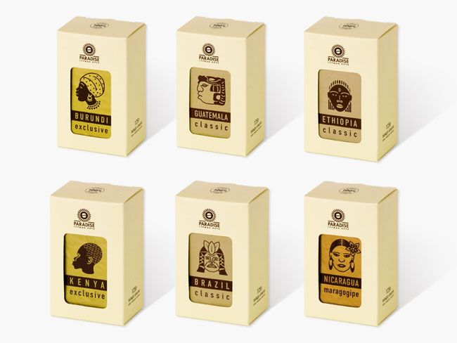 Paradise on Packaging of the World - Creative Package Design Gallery