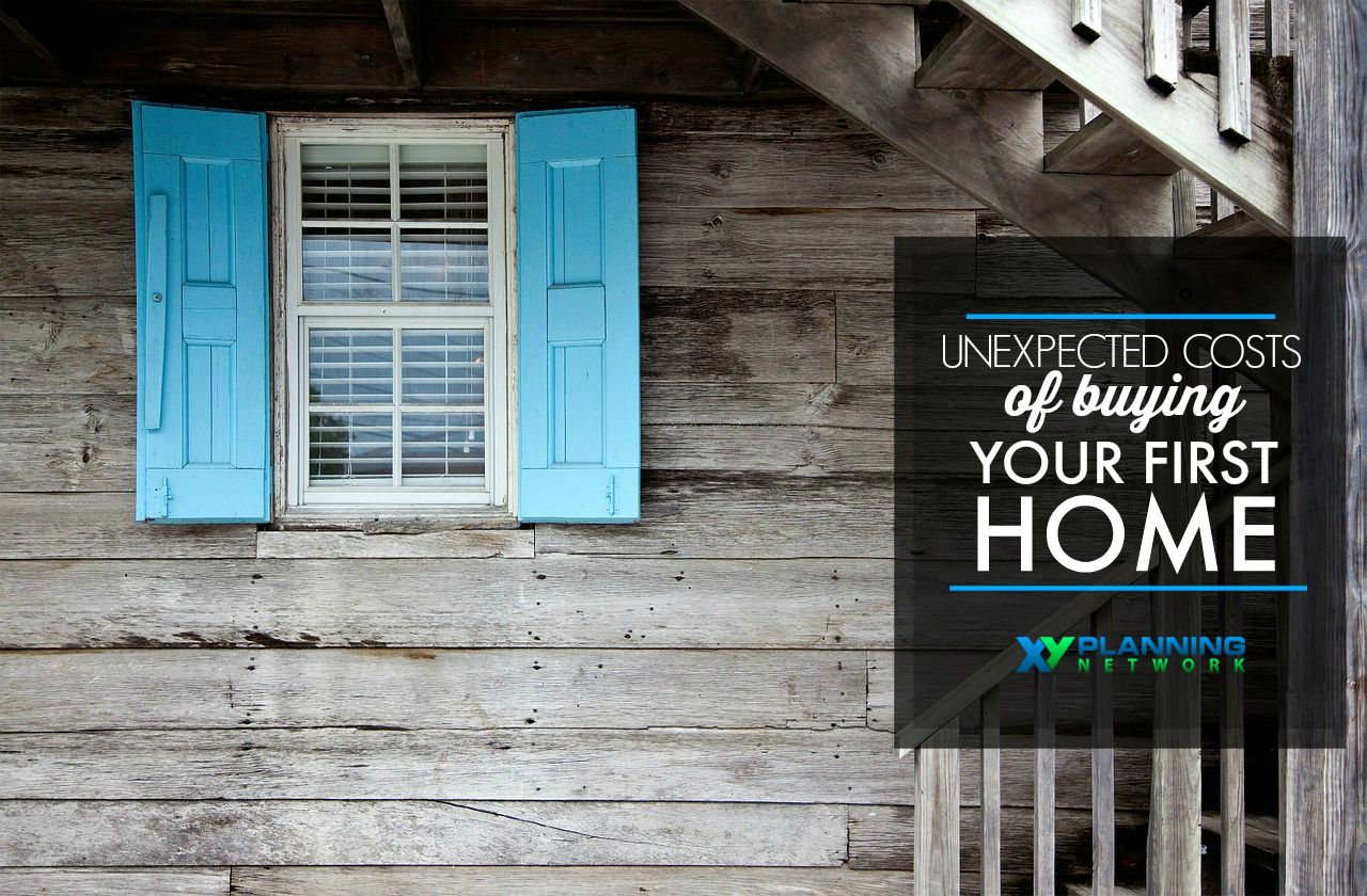Unexpected Costs of Buying Your First Home