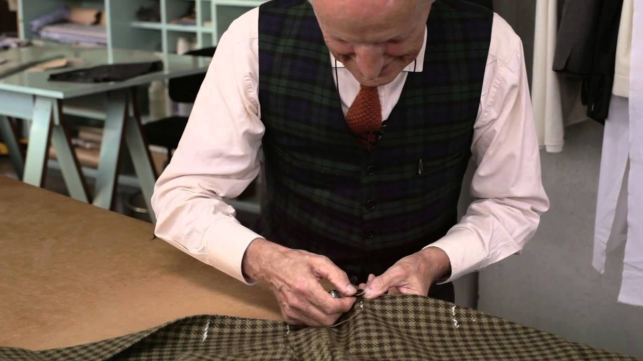 TAILOR'S TIPS by Vitale Barberis Canonico Episode 10: Buttonholes and Bu...