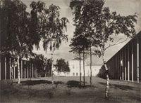 Landesschule von Tessenow in Dresden Klotzsche 1925