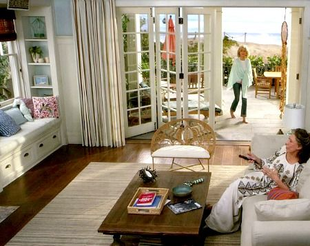 grace and frankie beach house decor donna beach house decor malibu beach house beach house. Black Bedroom Furniture Sets. Home Design Ideas