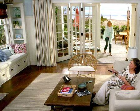 Grace And Frankie Beach House Decor The Look