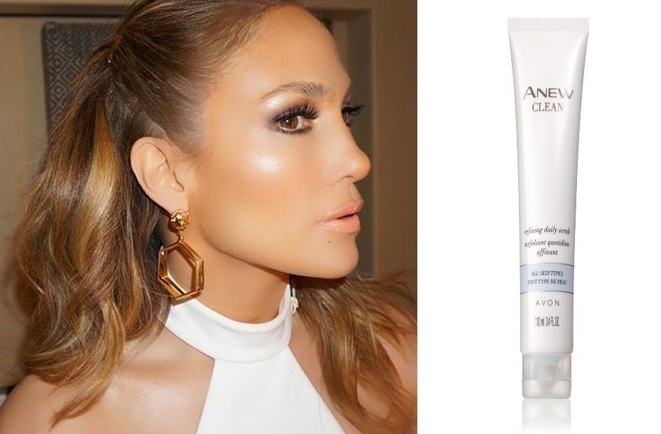 #Glamour: The 10 Best Face Scrubs That'll Give You a Glow to Rival J.Lo, Avon is #1!  Add this to your next order... http://www.glamour.com/gallery/best-face-scrubs?mbid=social_twitter_referral