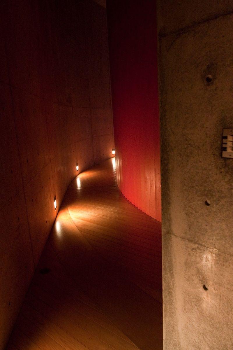 Below the surface / Water Temple – Shingonshu Honpukuji – Tadao Ando