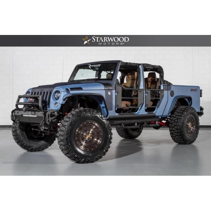 Starwood Motors 2016 Jeep Wrangler Bandit Image 1 Pickup Trucks Trucks Jeep Gladiator