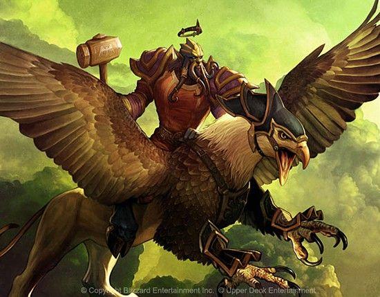 Wow art draenei warrior art of warcraft