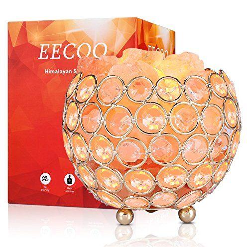 Himalayan Sea Salt Lamp Brilliant Himalayan Salt Lamp Pink Crystal Sea Salt Rock Lamp Bowl Https Design Ideas