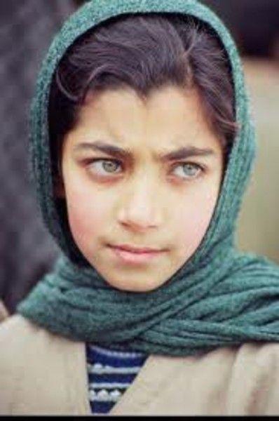 Kashmiri Girl Brown Hair And Hazel Eyes Beautiful Eyes Jewish Girl