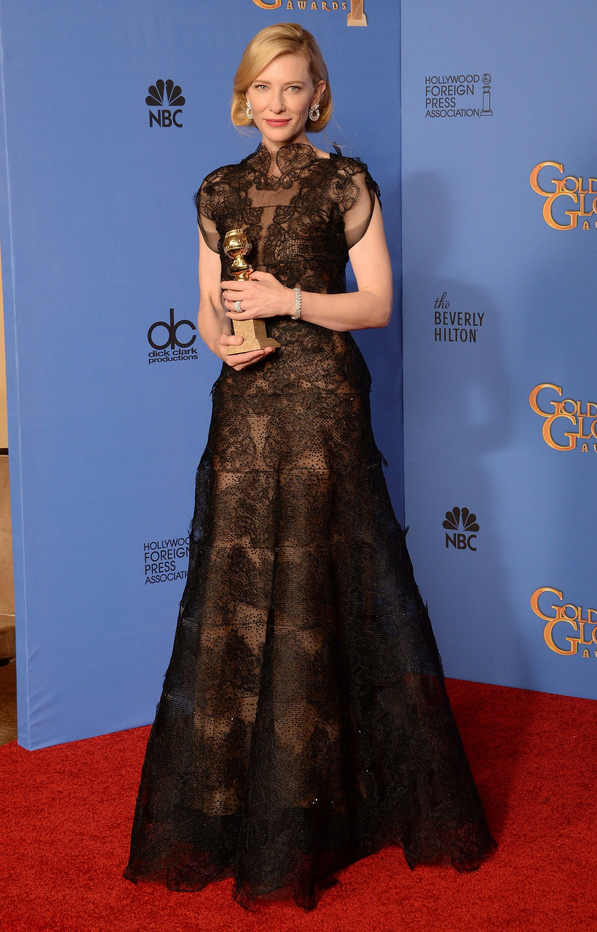 Black n golden dress movie