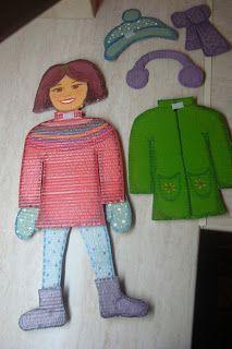 Φρου Φρουκατασκευές στον Παιδικό Σταθμό!  Η Μέλα μας δείχνει τα χειμωνιάτικα  ρούχα της! 76119020a89