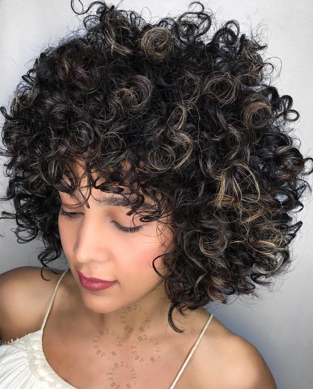 frauen #frisuren #für #lockige #süße #Undercut Cute Curly
