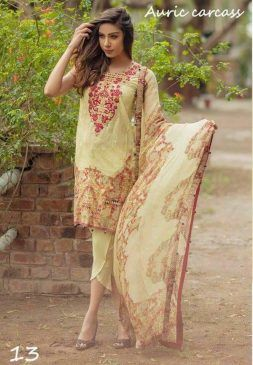 91fb34d3f1 Noor Summer Lawn Collection 2017 By Sadia Asad | 1000 Ideas Of ...