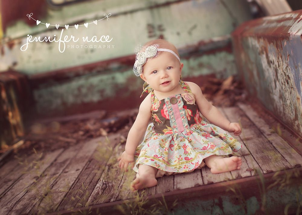 Inspiring Interview featuring Jennifer Nace Photography on LearnShootInspire.com #baby #photography