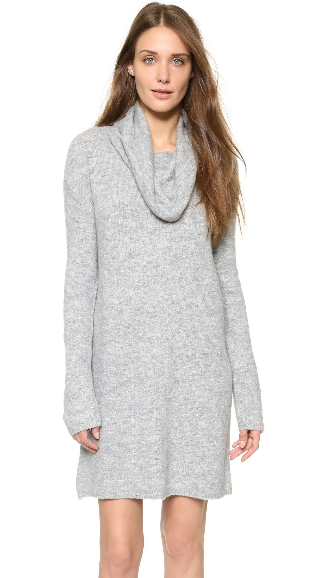 Long Sleeve Oversized Sweater Dress | LongSleeve Dress | Pinterest