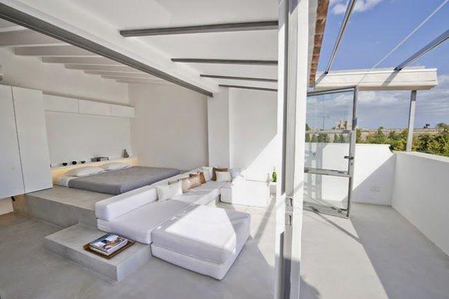 STIL INSPIRATION: White cube | an inspiring hideaway in Palma