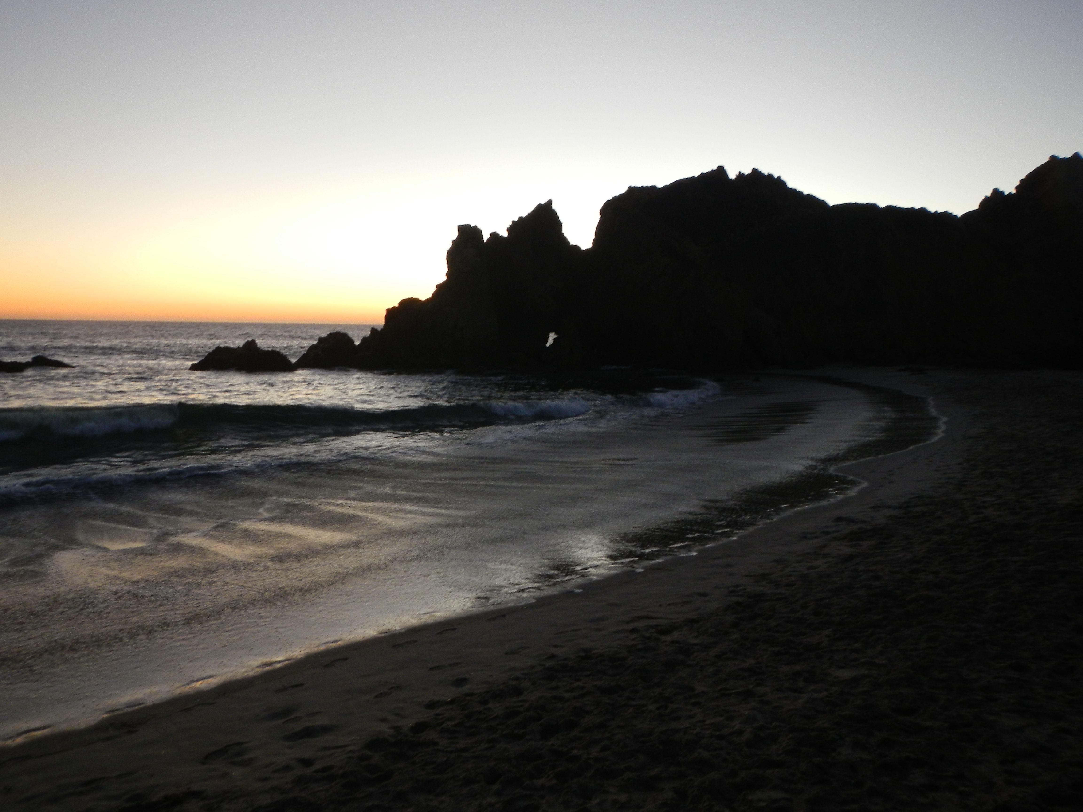 Julia Pfeiffer State Beach