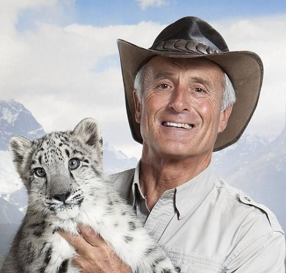 """Jungle Jack Hanna Brings """"Into the Wild Live!"""" to Las ..."""
