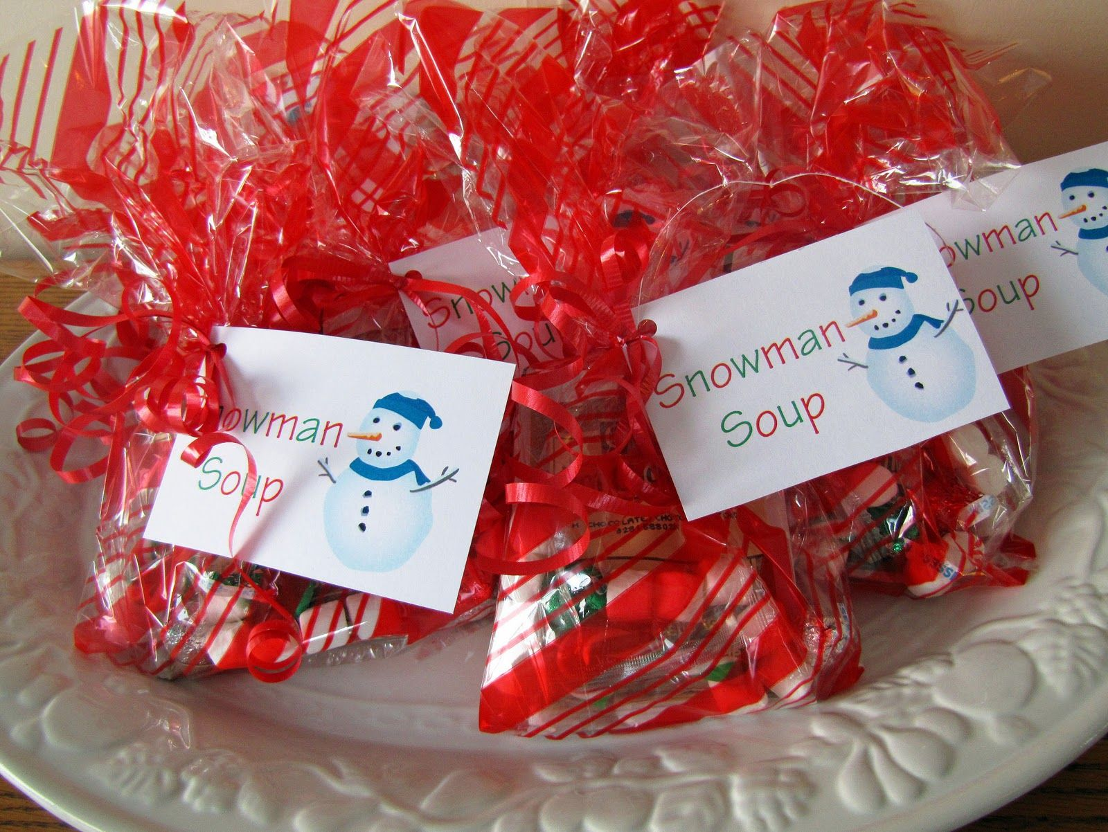 Homemade Christmas Party Favors Ideas Part - 16: Kids Christmas Party Favors Homemade - Google Search