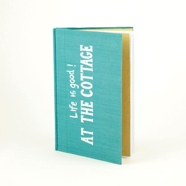 Life is Good at the Cottage Journal