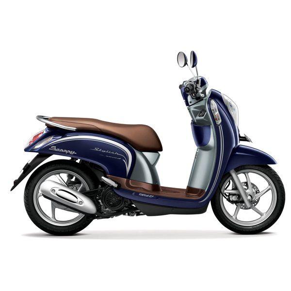 Motor Honda Scoopy Cash Kredit Harga Murah Motor Honda Gambar