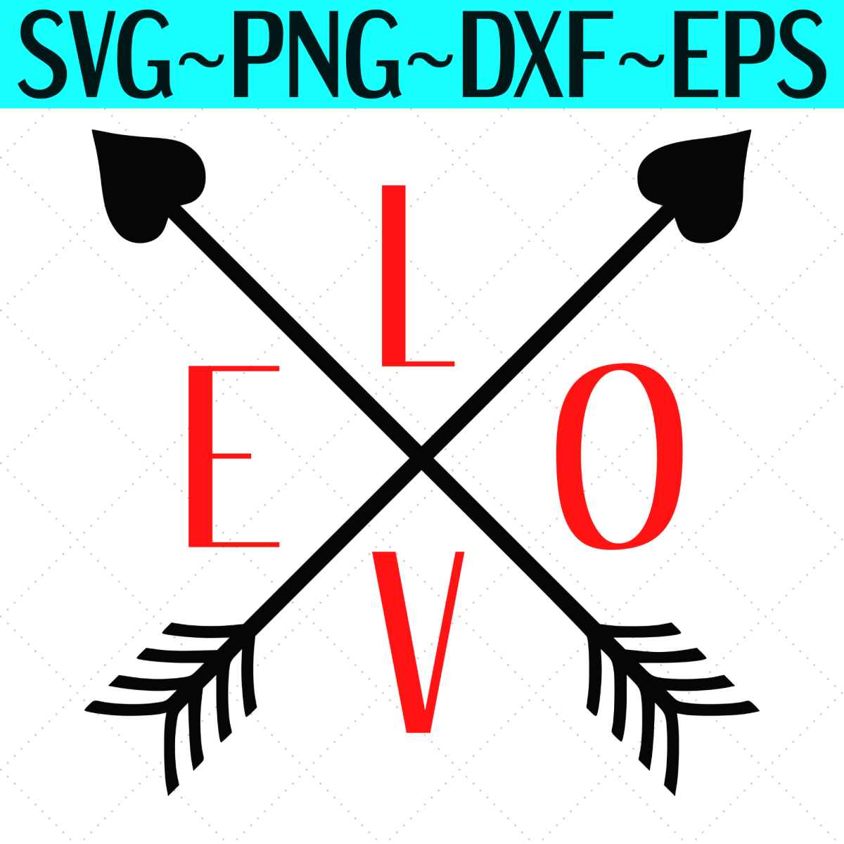 Download Love Arrows SVG in 2020 (With images) | Arrow svg, Svg, Arrow