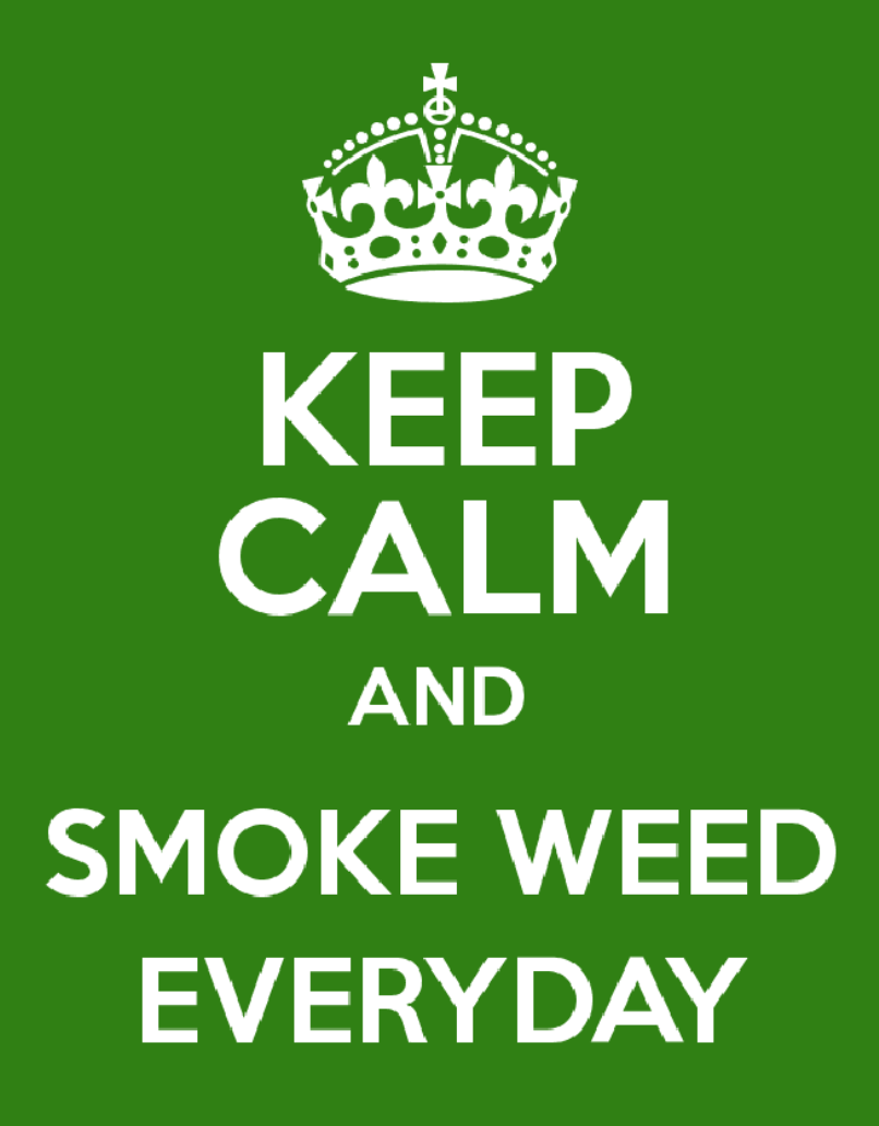 Weed Wallpaper Quotes Keep Calm and Smoke We...