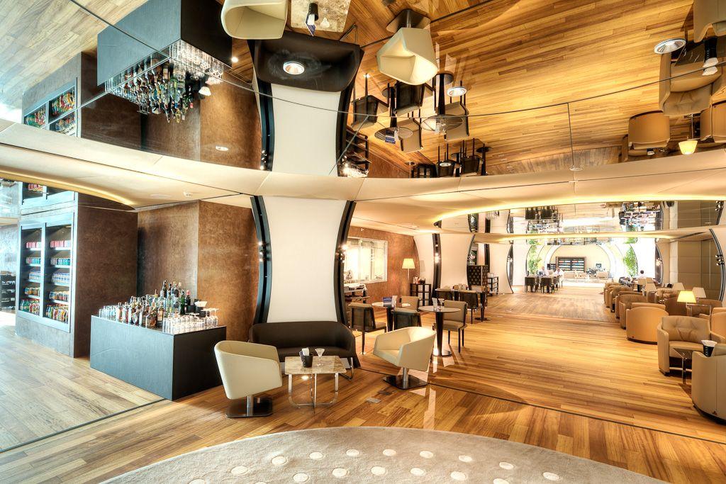 Istanbul Ataturk Airport CIP Lounge By BERLINE   Fine Interiors