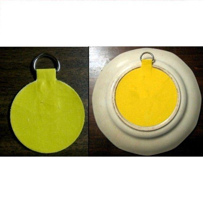 Decorative Plate Hanger -Large 3\