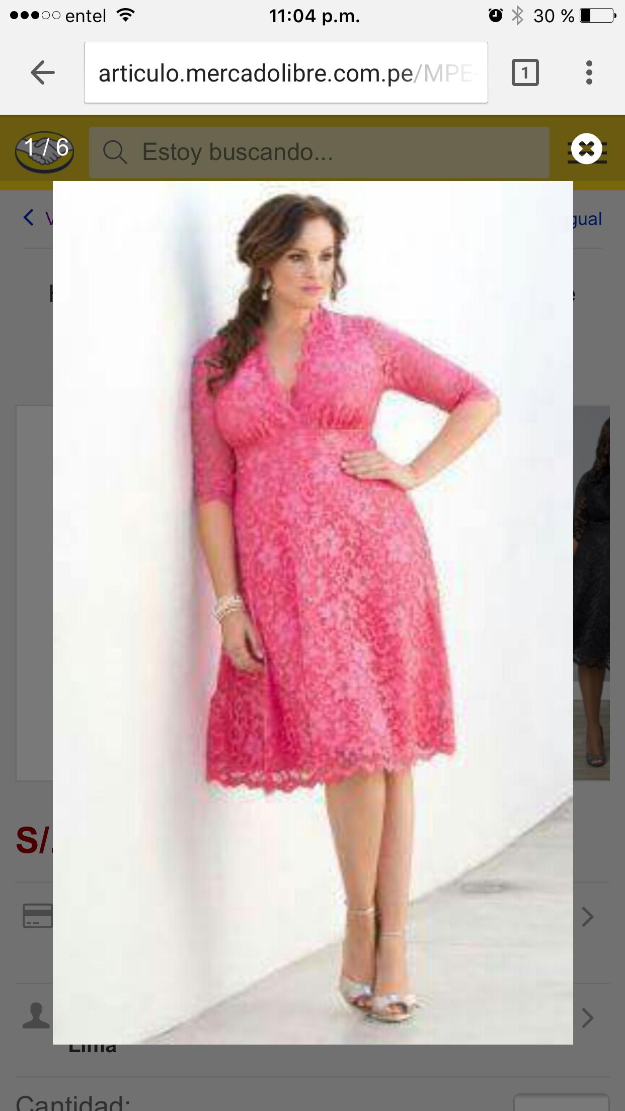 Pin de Milagro La Rosa en Vestidos gorditas | Pinterest | Tallas ...