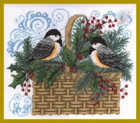 Feliz Natal: Cesta de Natal
