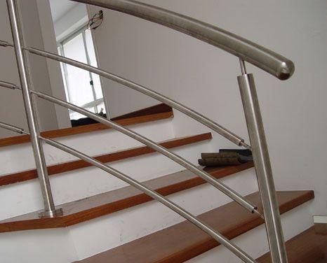 Barandales De Aluminio Buscar Con Google Escaleras