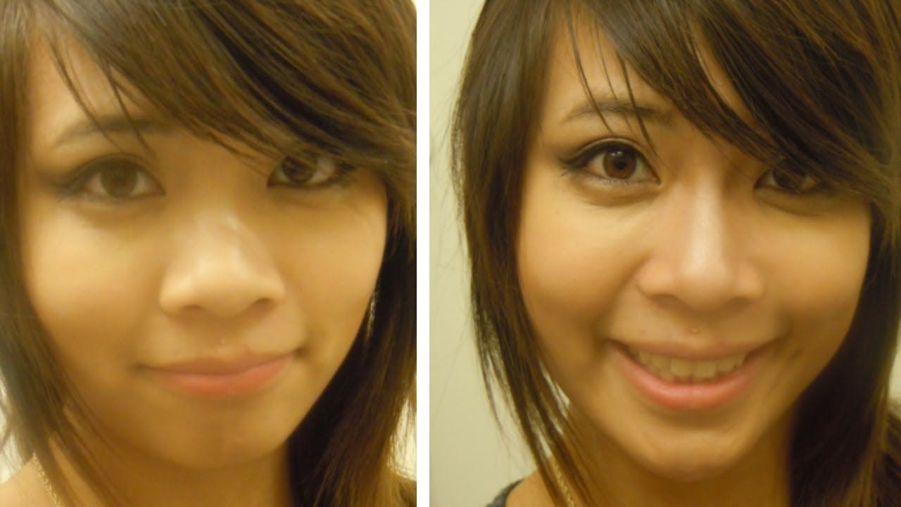 Flat/Wide nose?? Improve it with Makeup! Nose contouring