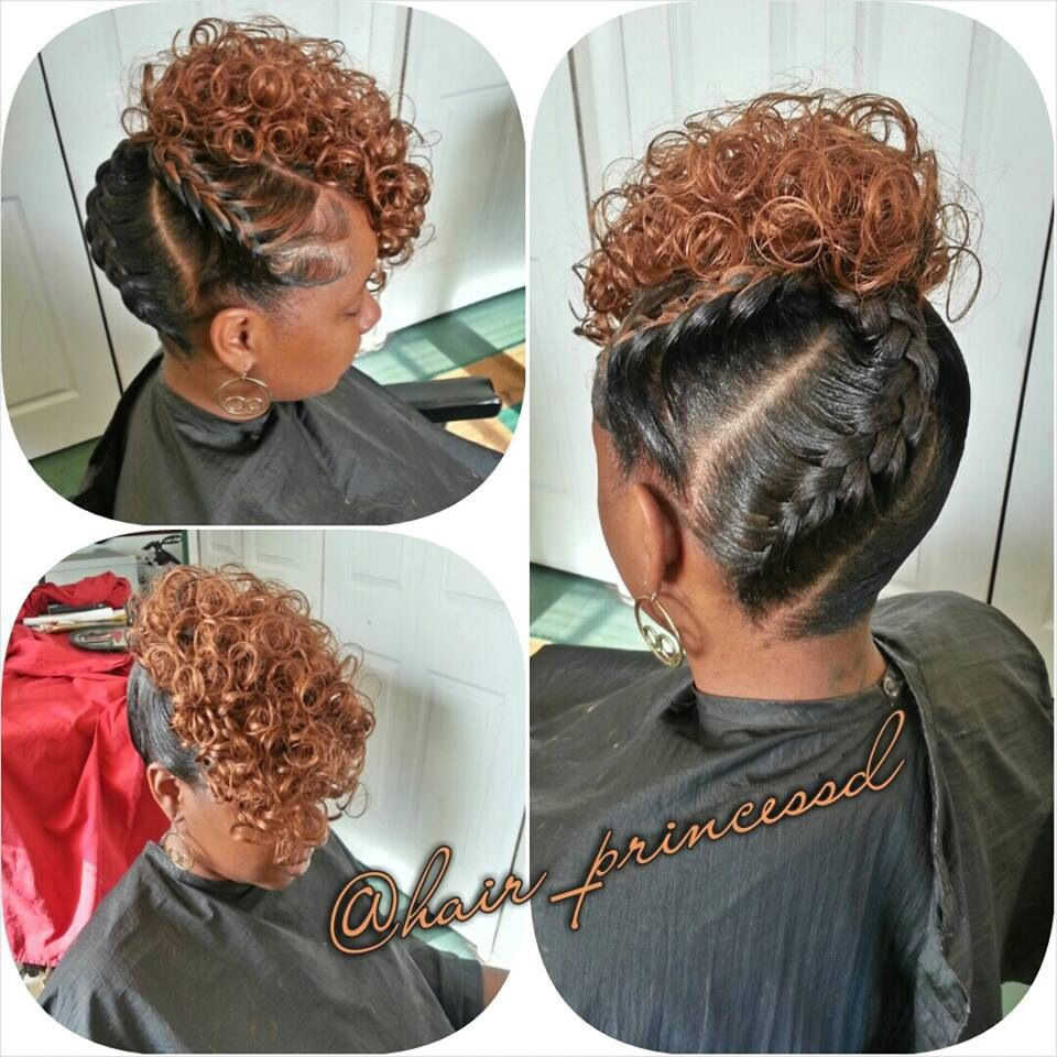 hair style side bun pin de toya rozay en hairstyles i like 7720