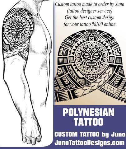 Tribal Polynesian Tattoo Tattoo Template The Rock Tattoo Stencil