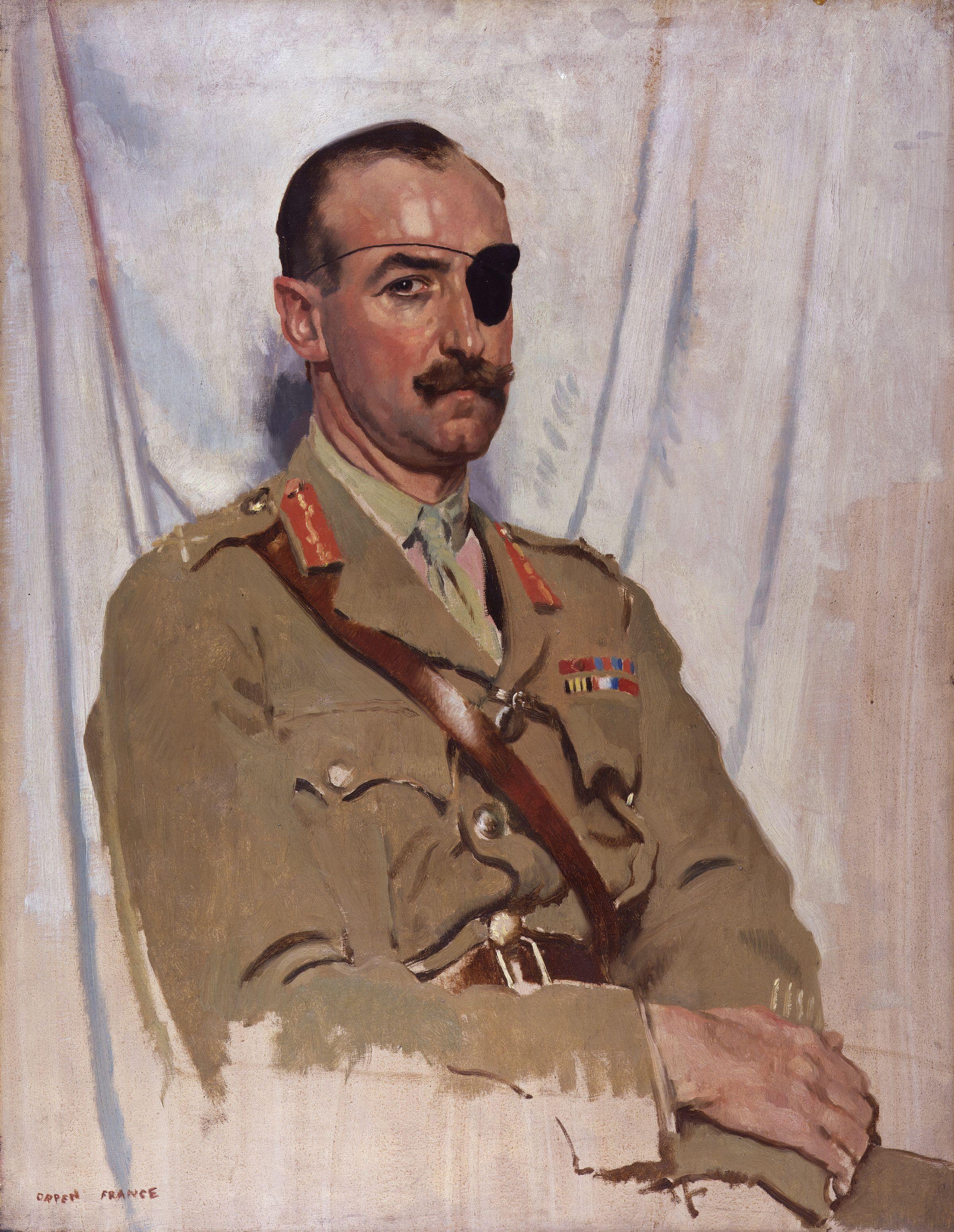 File brigadier general richard j tubb jpg wikipedia the free -  Sir Adrian Carton De Wiart Fought In The Boer War And Both