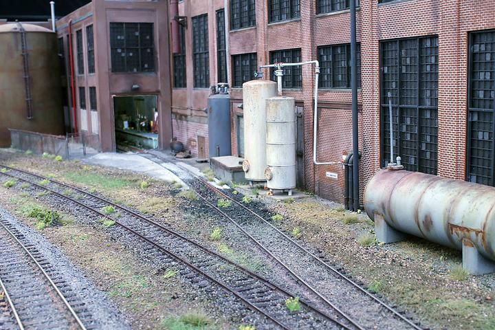 Turko Brothers Fine Furniture Factory Diorama | Model Railroad Hobbyist  Magazine | Having Fun With Model Trains | Instant Access To Model Railway  Resources ...
